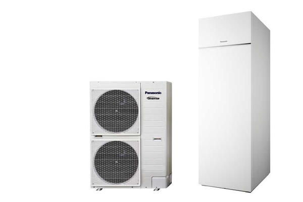 Panasonic Aquarea all in one